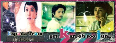 نقدم الحلقات 10  + 11 من الدراما  Get Karl Oh Soo Jung,أنيدرا